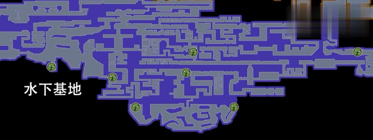 暗影火炬城奇异种子攻略 暗影火炬城种子全收集地图位置